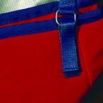 Stay-dry fleece lining