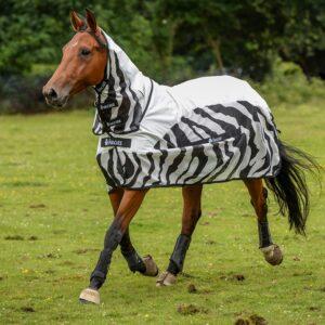 Buzz-Off Rain Zebra