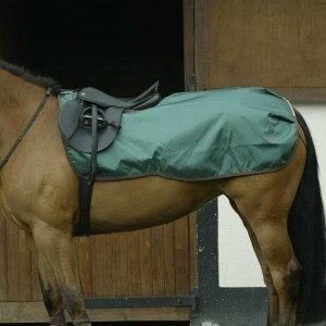 Smartex Riding Rug Green