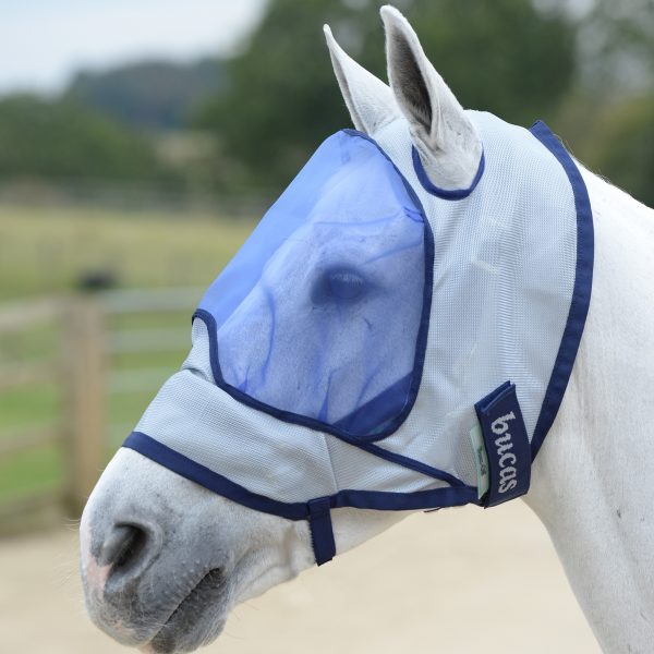 Buzz-Off Deluxe Fly Mask